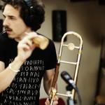 Martin au trombone